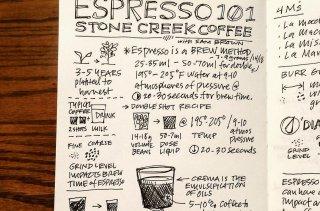 Apuntes de Mike Rohde sobre el café
