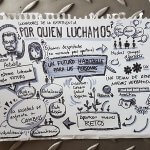 Sketchnote de UXFighters2017 César Astudillo
