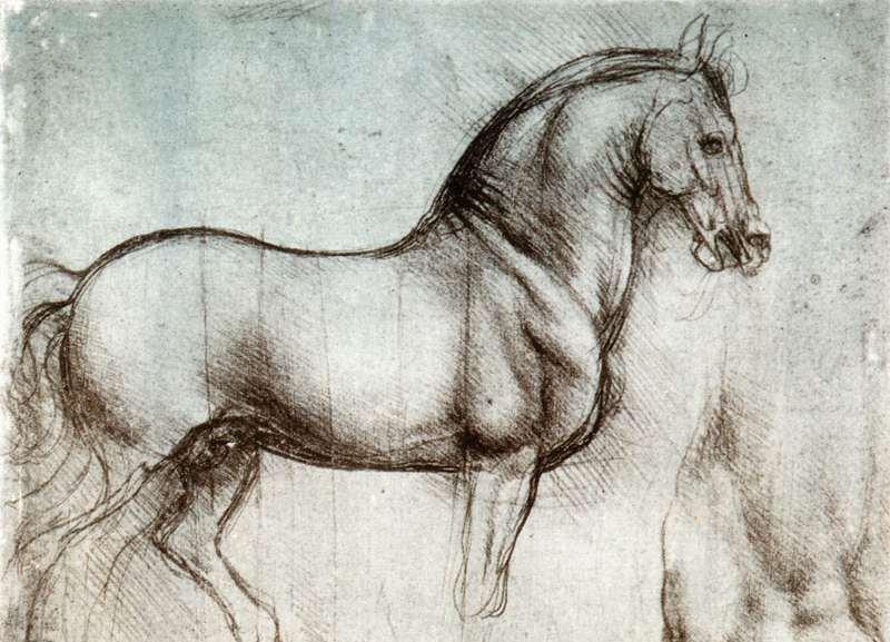 Caballo de Leonardo Da Vinci